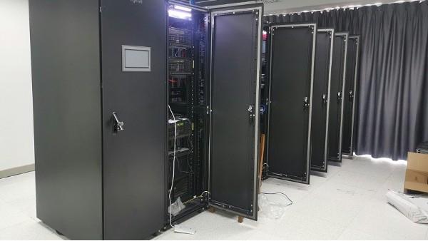 服务器机房建设有哪些部份组成?