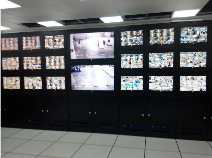 广州统一企业视频监控安装