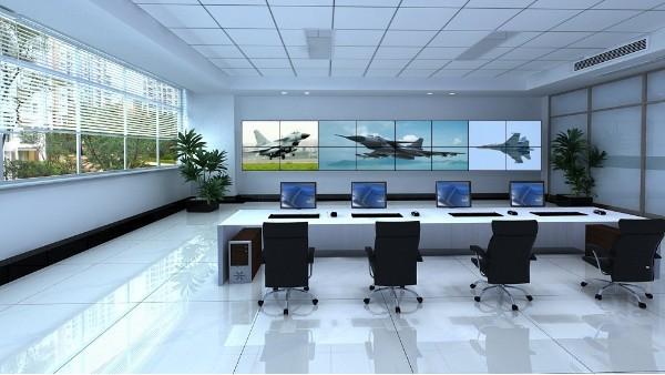 拼接屏在安防监控系统中的应用