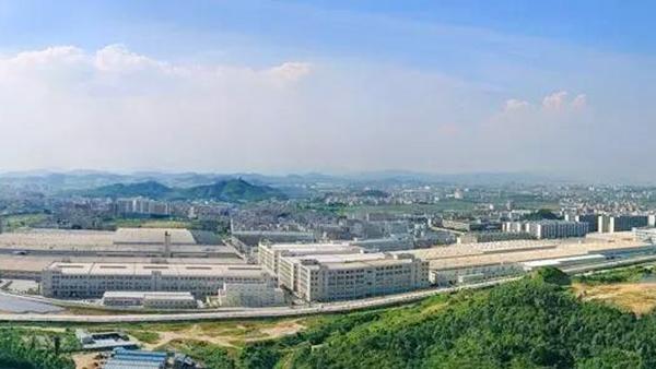 比亚迪工厂无线网络工程案例