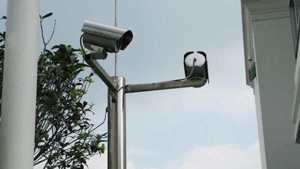 小区监控系统工程