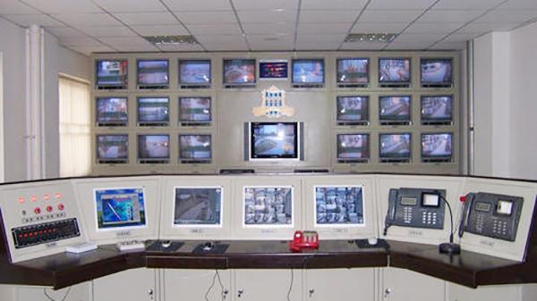 工厂视频监控工程