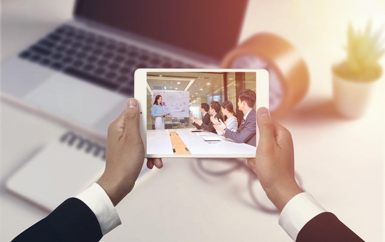 WiFi6网络视频会议