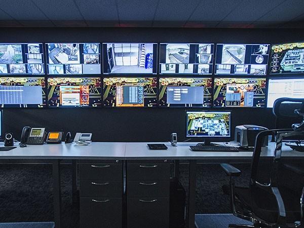 工厂智能视频监控