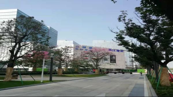 香江集团深圳会展湾香江家居无线网络(WIFI)项目