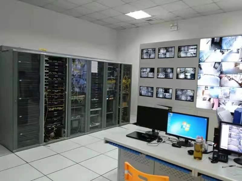 肇庆敏捷城无线网络工程项目