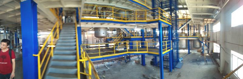 清远美亨工厂视频监控系统工程