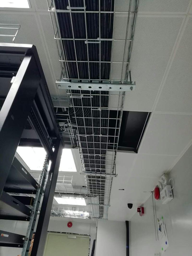 携程网机房弱电工程